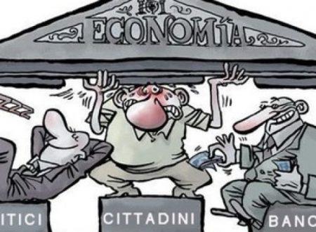 Fare il banchiere è un lavoro duro e sottopagato…
