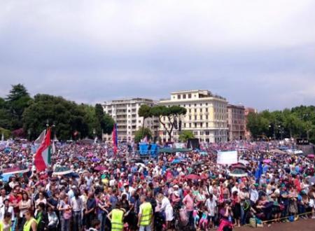 Unioni civili, Meloni: FdI aderisce a manifestazione per la famiglia del 30 gennaio
